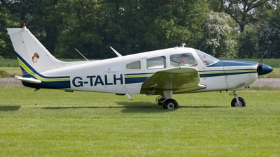 A picture of GTALH - Piper PA28181 - [287790208] - © Ian Busby