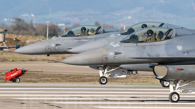 MM7242 - General Dynamics F-16A Fighting Falcon - Italy - Air Force