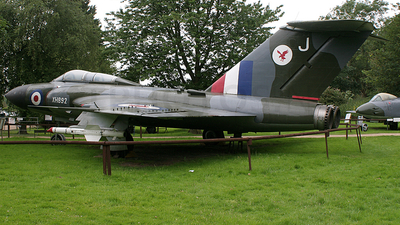 XH892 - Gloster Javelin FAW.9 - United Kingdom - Royal Air Force (RAF)