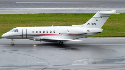 XA-CHG - Raytheon Hawker 4000 Horizon - Private