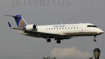 N832AS - Bombardier CRJ-200ER - United Express (ExpressJet Airlines)