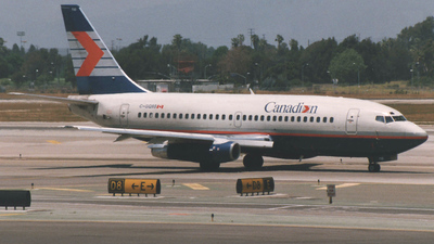 C-GQBB - Boeing 737-296(Adv) - Canadian Airlines International