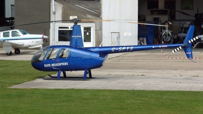 A picture of GSPYS - Robinson R44 Raven II - [11274] - © Glyn Charles Jones