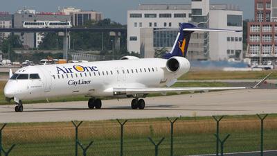 EI-DVT - Bombardier CRJ-900ER - Air One CityLiner