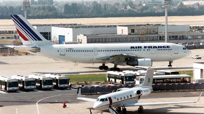 F-GBEC - Airbus A300B2-1C - Air France