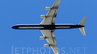 N602AL - Douglas DC-8-73(F) - Air Transport International (ATI)