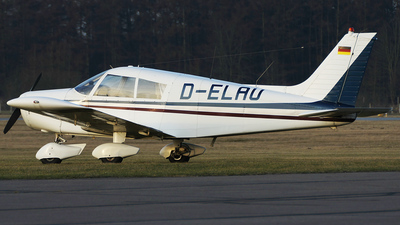 D-ELAU - Piper PA-28-140 Cherokee Cruiser - Private