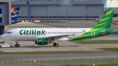 F-WWDX - Airbus A320-214 - Citilink