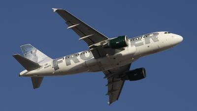 N940FR - Airbus A319-111 - Frontier Airlines
