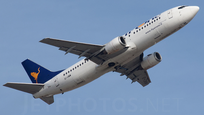 EI-CWW - Boeing 737-4Y0 - Air One