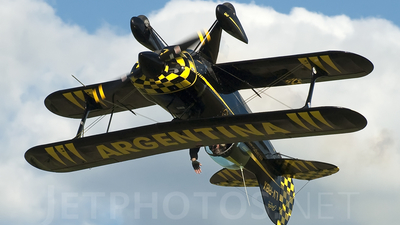 LV-RBX - Pitts S-1 Special - Private