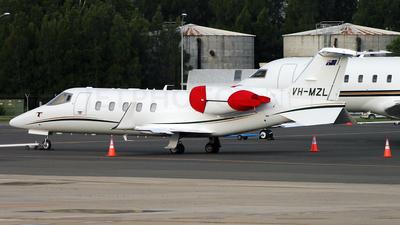 VH-MZL - Bombardier Learjet 60 - Sydney Jet Charter