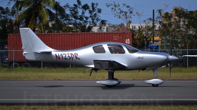 A picture of N123PR - Amateur Lancair ES - [ES019] - © Jose Marquez