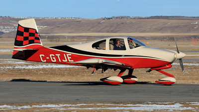 A picture of CGTJE - Van's RV10 - [40760] - © Mike MacKinnon