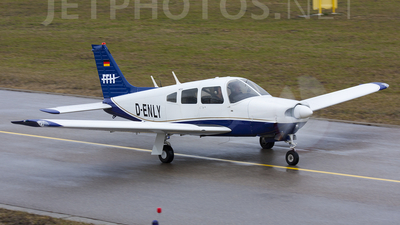 D-ENLY - Piper PA-28R-201 Arrow III - FFH Flight Training