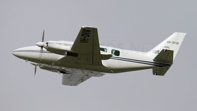 VH-DVW - Piper PA-31-350 Navajo Chieftain - Air Link