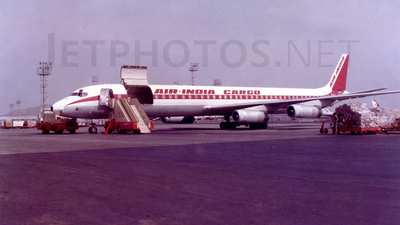 TF-FLC - Douglas DC-8-63(CF) - Air India Cargo