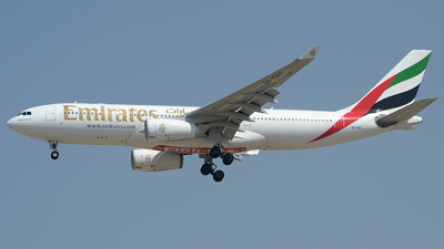 A6-EAF - Airbus A330-243 - Emirates