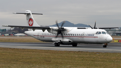 OY-CIN - ATR 72-212A(500) - Cimber Air