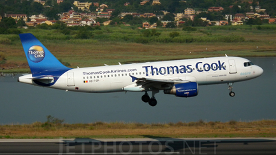 OO-TCP - Airbus A320-214 - Thomas Cook Airlines Belgium