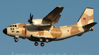 CN-AMQ - Alenia C-27J Spartan - Morocco - Air Force