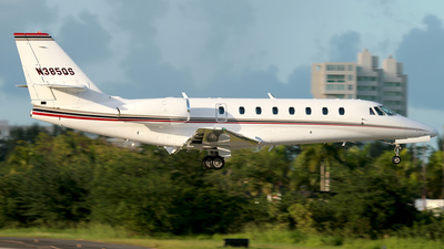 N385QS - Cessna 680 Citation Sovereign - NetJets Aviation