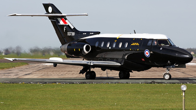 XS739 - Hawker Siddeley Dominie T.1 - United Kingdom - Royal Air Force (RAF)