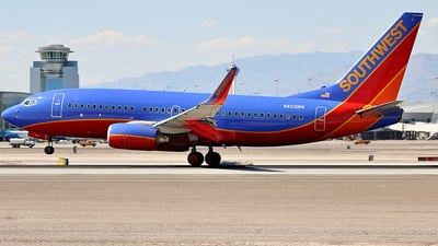 N403WN - Boeing 737-7H4 - Southwest Airlines