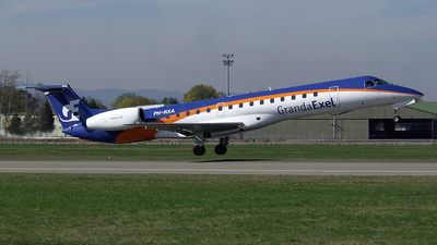 PH-RXA - Embraer ERJ-145MP - GrandaExel