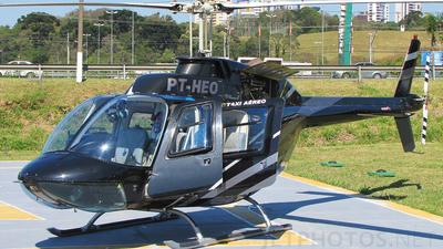 PT-HEO - Bell 206B JetRanger - Helisul Taxi Aéreo
