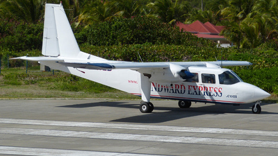 PJ-WEB - Britten Norman BN-2B-20 Islander - Windward Express Airways