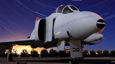 N403FS - McDonnell Douglas EF-4C Phantom II - Tracor Flight Systems