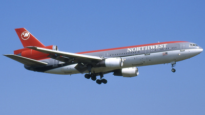 N234NW - McDonnell Douglas DC-10-30 - Northwest Airlines