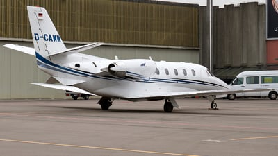 D-CAWM - Cessna 560XL Citation XLS Plus - Aerowest Flugcharter