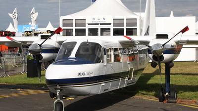N188AM - Britten-Norman BN-2T Turbine Islander - Private