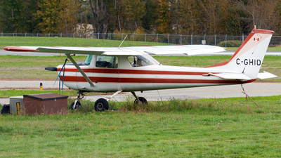 A picture of CGHID - Cessna 150H - [15068881] - © Oliver Richter
