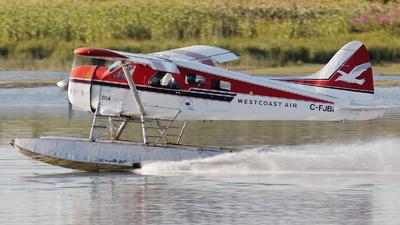 C-FJBP - De Havilland Canada DHC-2 Mk.I Beaver - West Coast Air
