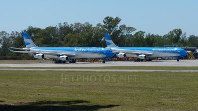 LV-CSX - Airbus A340-313X - Aerolíneas Argentinas