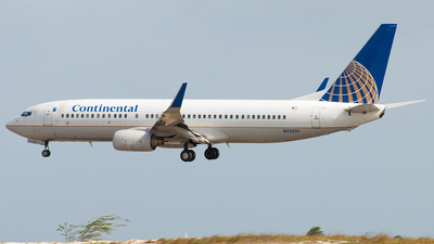 N73251 - Boeing 737-824 - Continental Airlines