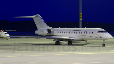 LX-GEX - Bombardier BD-700-1A10 Global Express - Global Jet Luxembourg