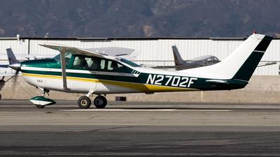 A picture of N2702F - Cessna 182J Skylane - [18256802] - © Jeremy D. Dando