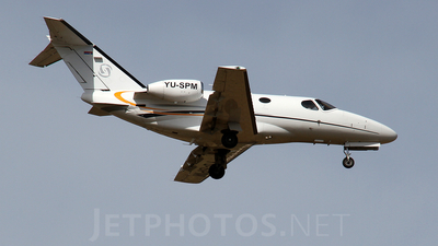 A picture of YUSPM - Cessna 510 Citation Mustang - [5100049] - © Sotos