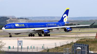 EC-KAJ - Airbus A340-311 - Air Comet