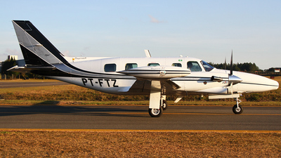 PT-FTZ - Piper PA-31T2 Cheyenne II XL - Private