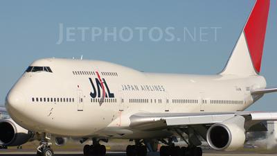 JA8917 - Boeing 747-446 - Japan Airlines (JAL)