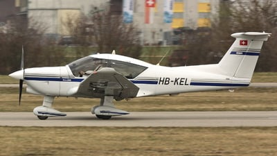 HB-KEL - Robin R3000/160 - Private