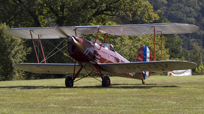 F-BCUV - Stampe and Vertongen SV-4A - Private