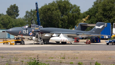 G-CVIX - De Havilland DH-110 Sea Vixen FAW.2 - Private