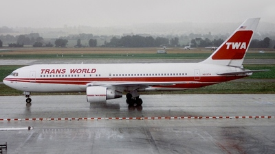 N609TW - Boeing 767-231(ER) - Trans World Airlines (TWA)