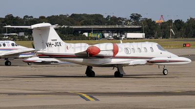 VH-JCX - Bombardier Learjet 36A - Private